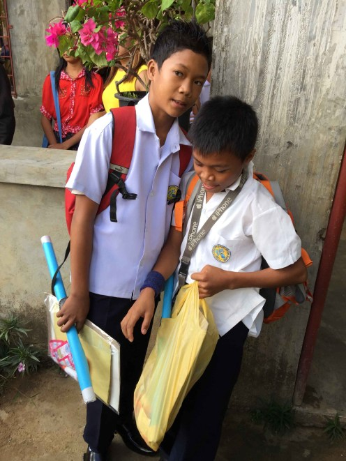 1st day of grade 8