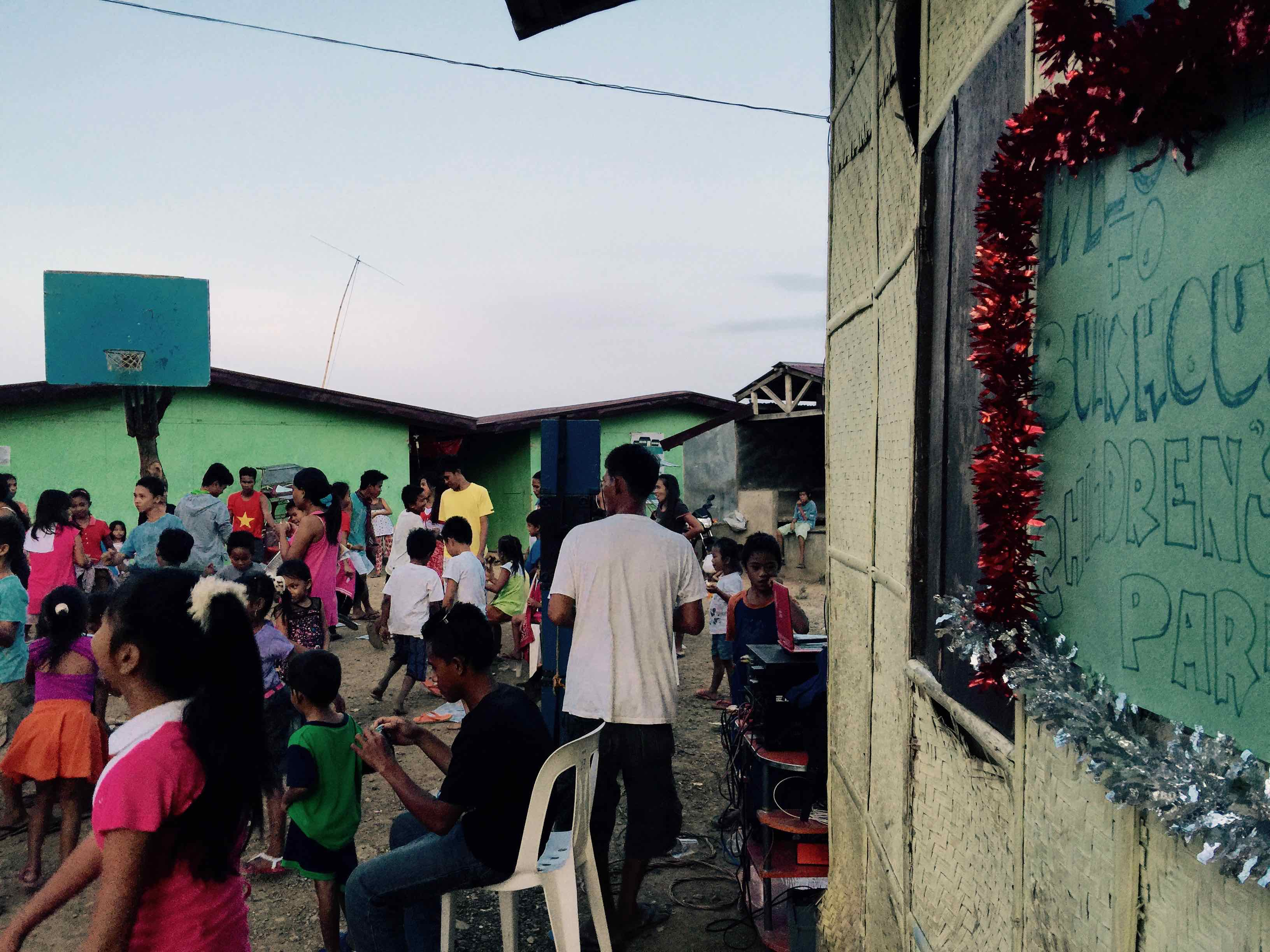 bunkhouse christmas party estancia 26