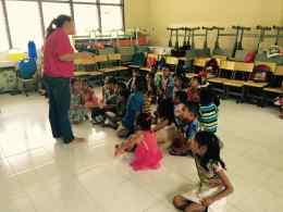 christmas in estancia for little kids