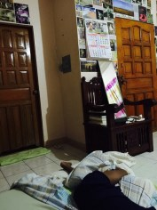 sleeping jerry