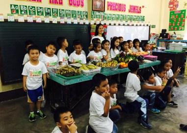 grade 2 nutrition day