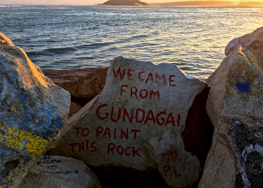 we came from gundagai
