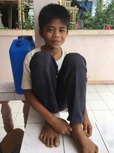 Help disadvantaged kids