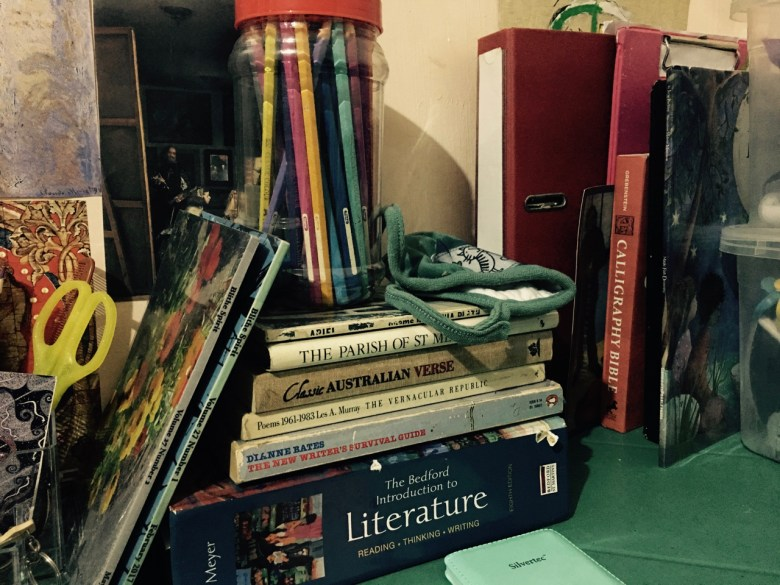 literature and poetry books