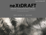 neXtDRAFT eZine by Melinda J. Irvine Issue 1.