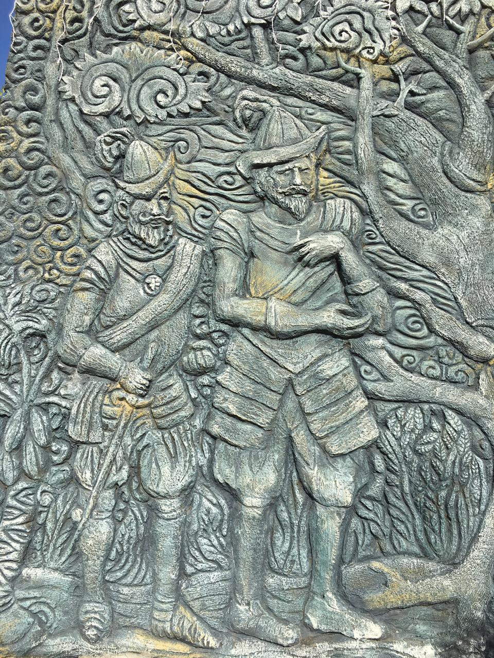 concrete cast art12