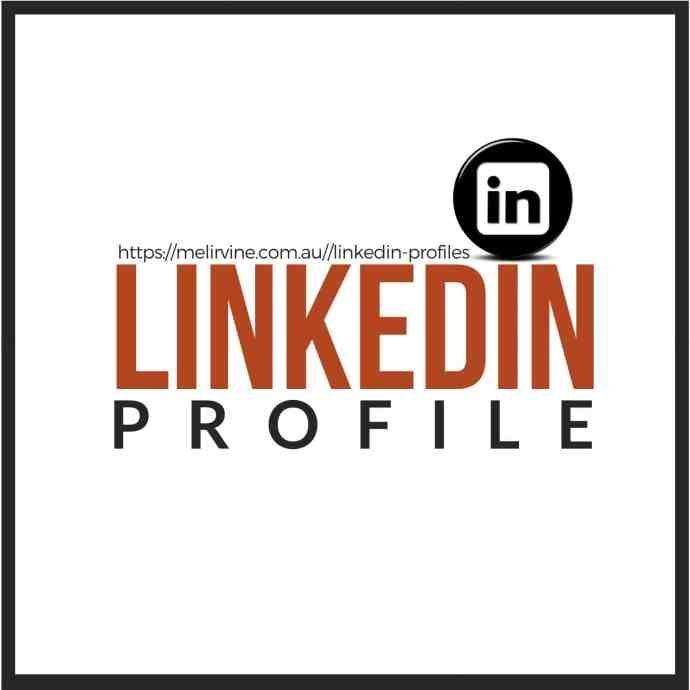 get a professionally written Linkedin Profile by Melinda J. Irvine