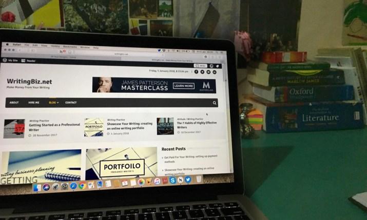 viable writing business Melinda J. Irvine copywriter