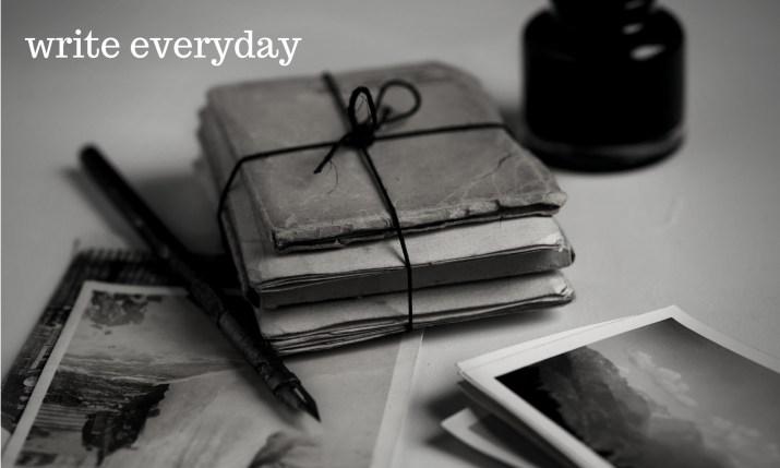 Melinda J. Irvine write-everyday