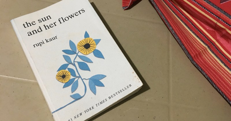 book review- the sun and her flowers