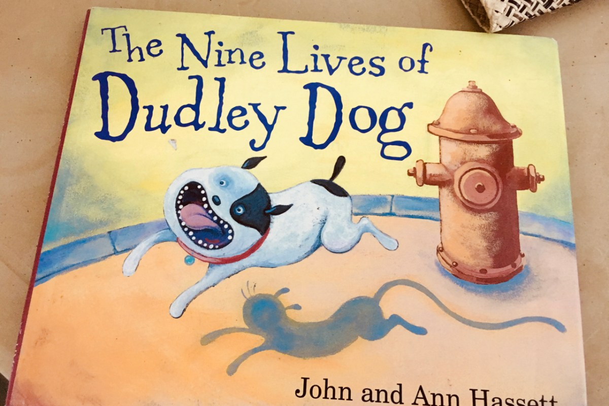Book Review: The Nine Lives of Dudley Dog