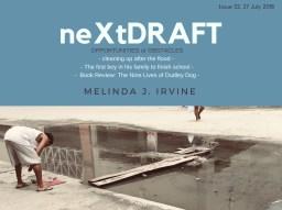 neXtDRAFT an eZine by Melinda J. Irvine Issue 32.