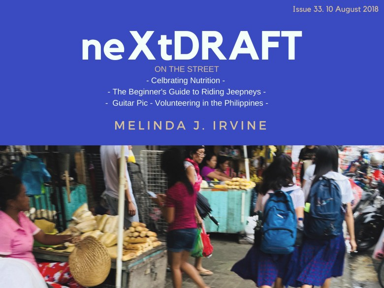 neXtDRAFT an eZine by Melinda J. Irvine Issue 33