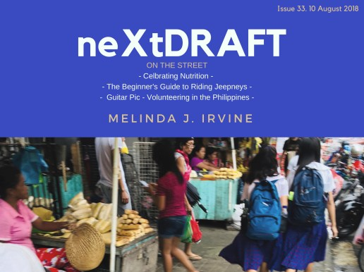 neXtDRAFT an eZine by Melinda J. Irvine Issue 33
