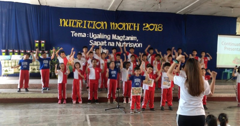 nutrition day 2018