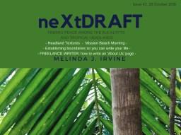 neXtDRAFT an eZine by Melinda J. Irvine Issue 43