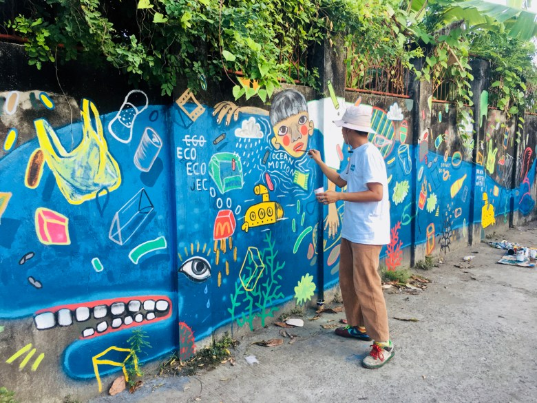 ARTIVISM painters Iloilo City 2018 v1