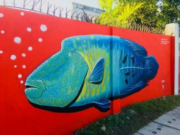 Artivism 2.0 art to save the ocean in Iloilo City2