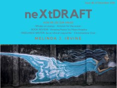 neXtDRAFT an eZine by Melinda J. Irvine Issue 48