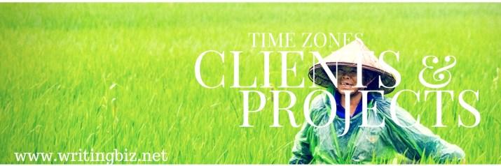 working with writing clients www.writingbiz.net