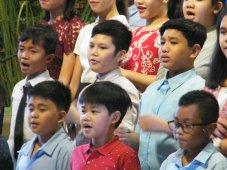 jerry graduating grade 4