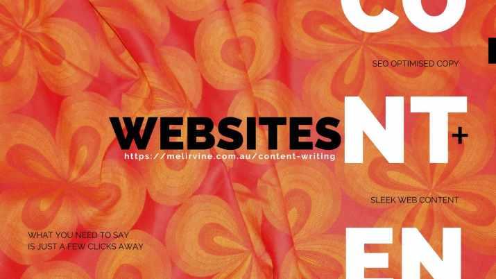 content writing service @ Melinda J. Irvine