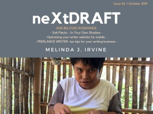 neXtDRAFT an eZine by Melinda J. Irvine Issue 62.