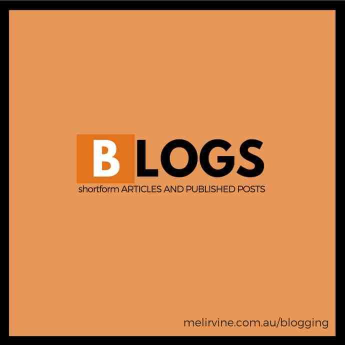 get business blog posts written for your website @ Melinda J. Irvine