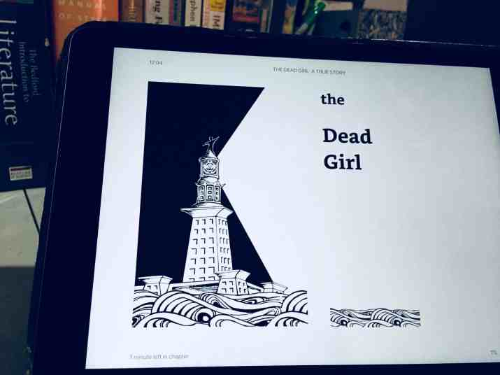 screen shot from The Dead Girl by Melanie Thernstrom3