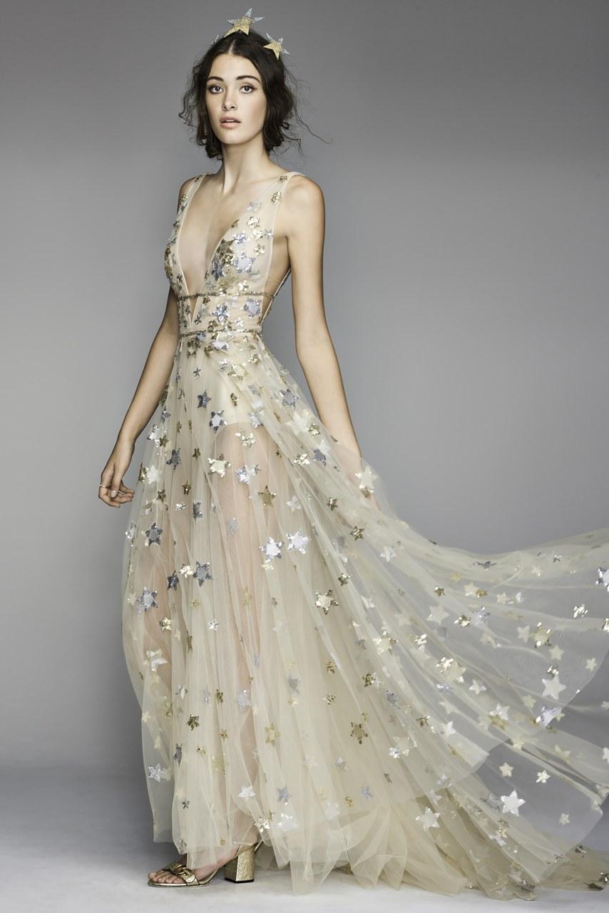 Estrellas para novia
