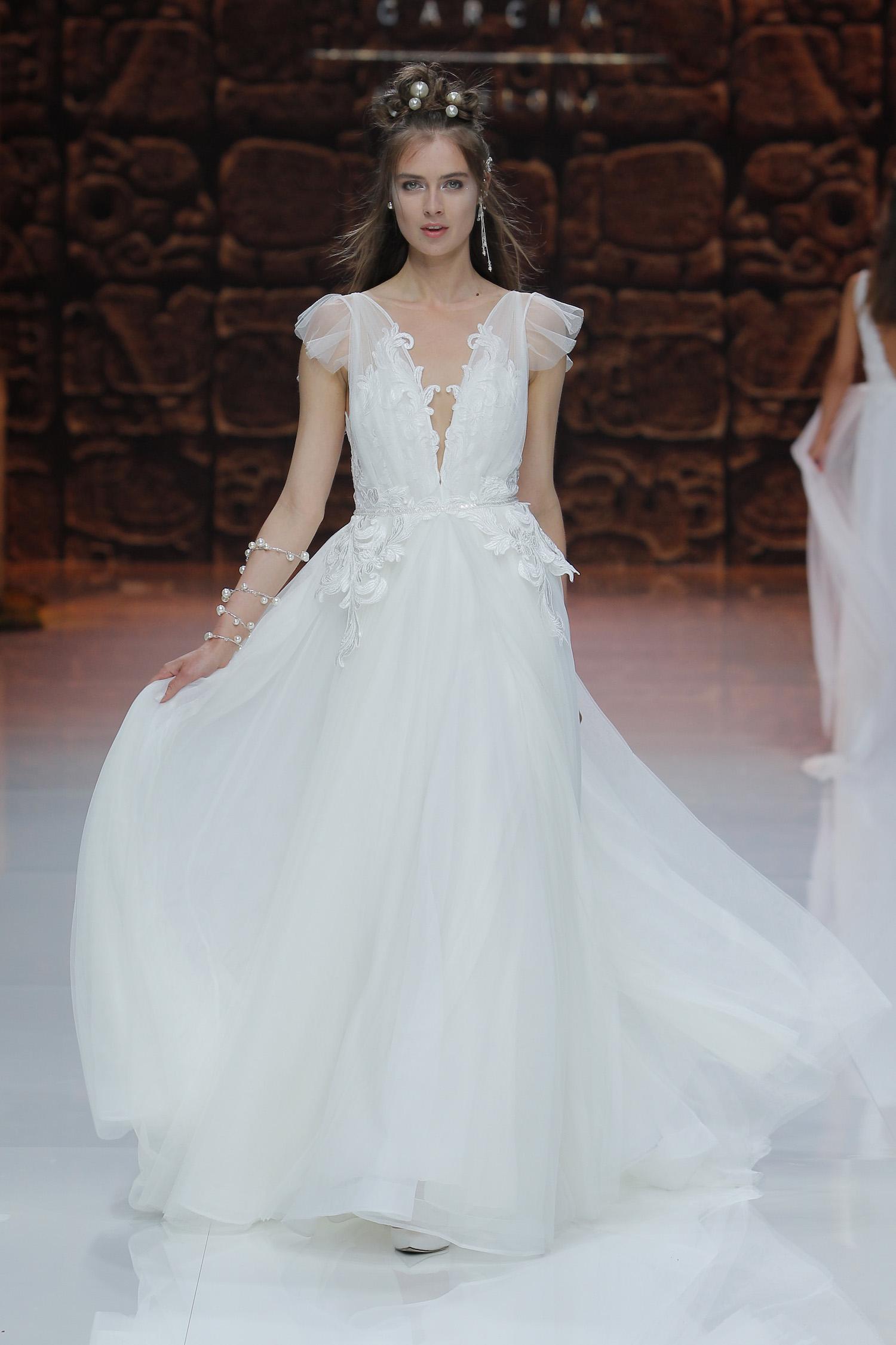 Vestidos de novia Inmaculada García 2019: ¿Lista para conocerlos?