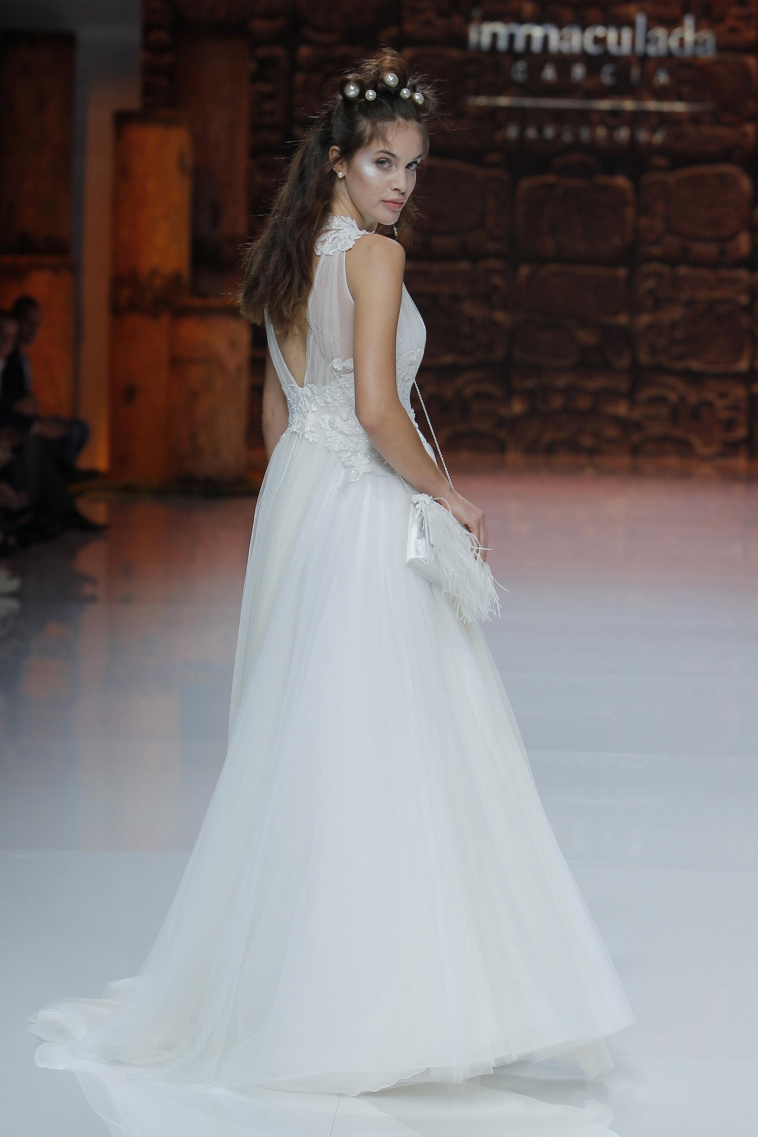 Fantastic Vestido Novia Aire Embellishment - All Wedding Dresses ...