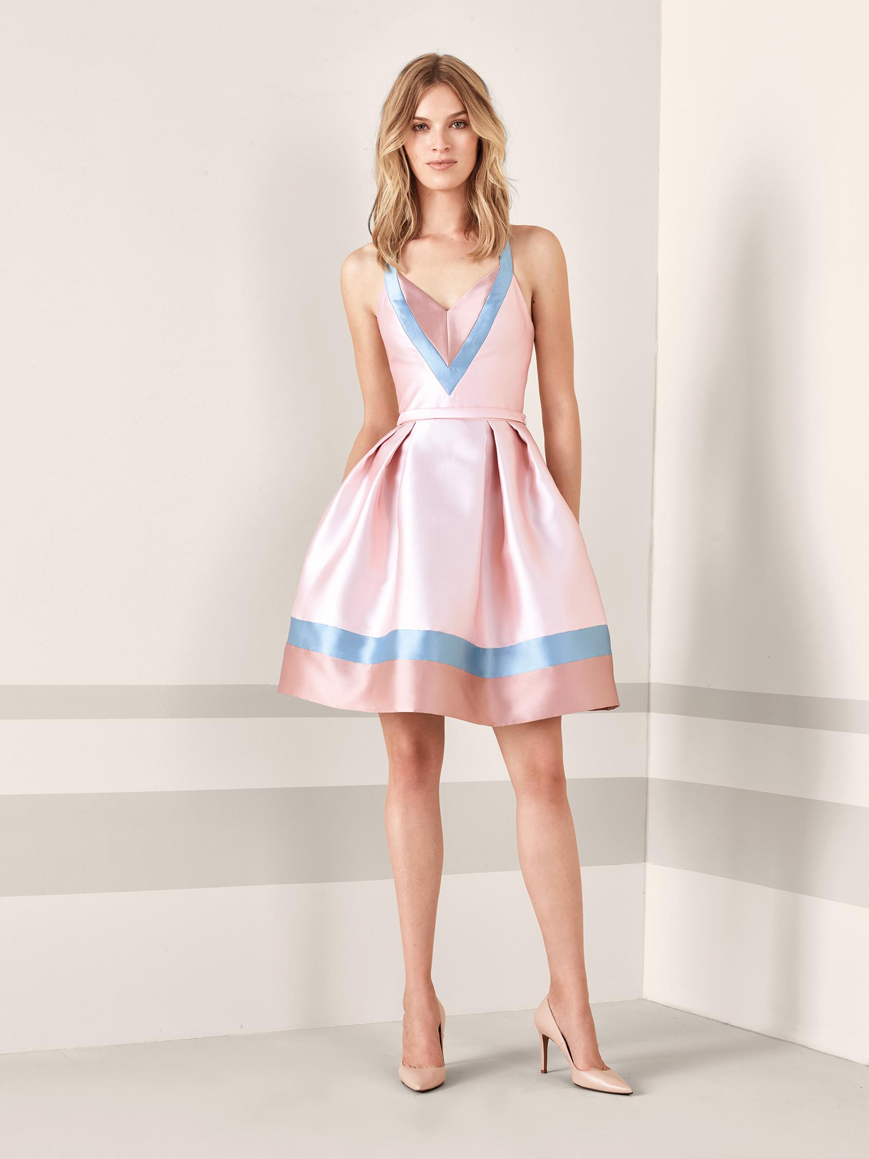 Vestidos de fiesta Pronovias 2019