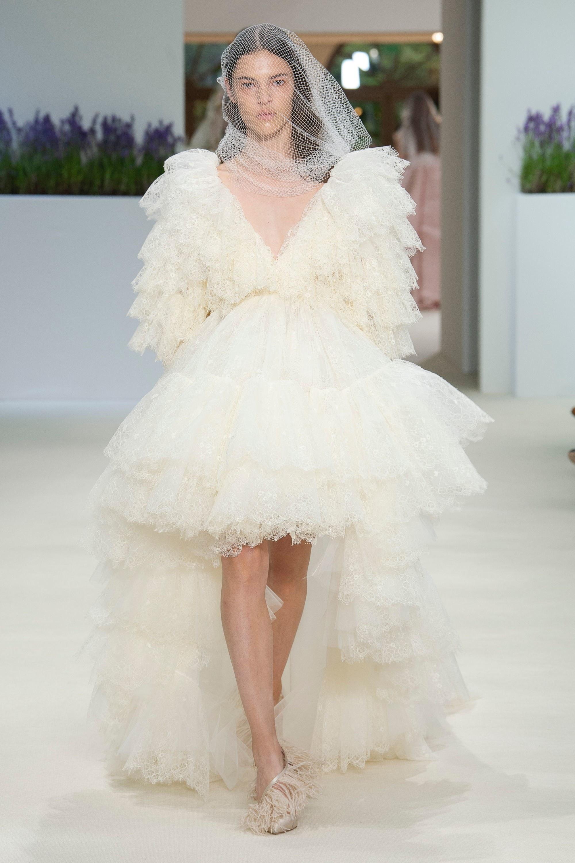 Vestidos de novia alta costura otoño 2018