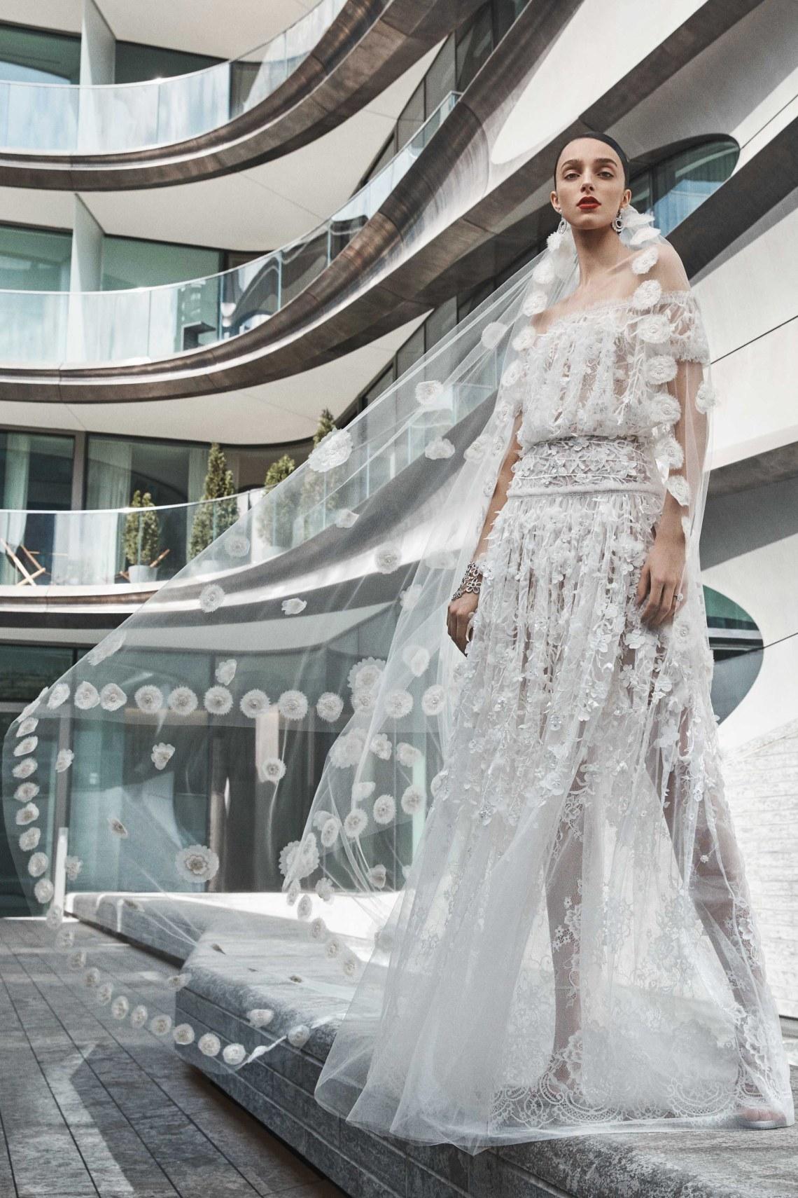 Velos de novia 2019
