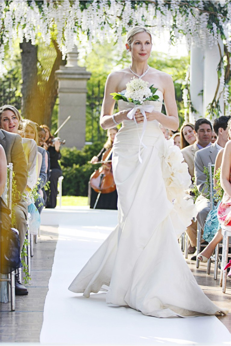 Vestidos de novia Gossip Girl