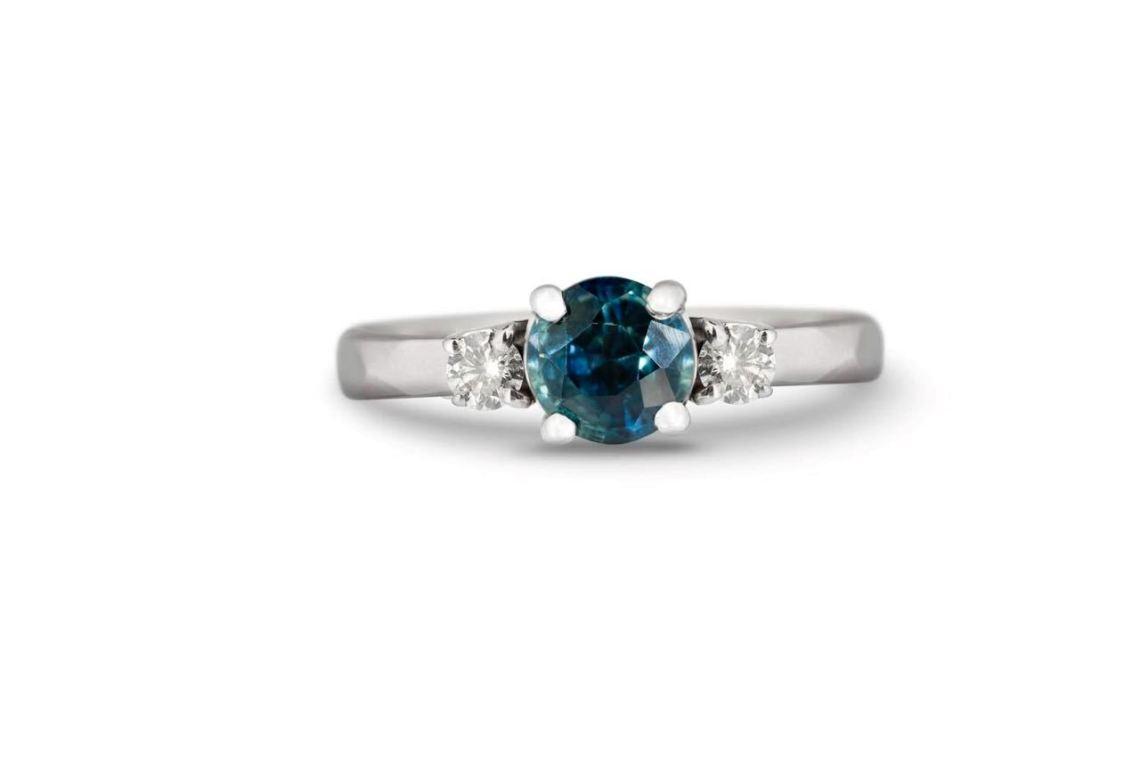 Ingrata Fortuna anillos de compromiso