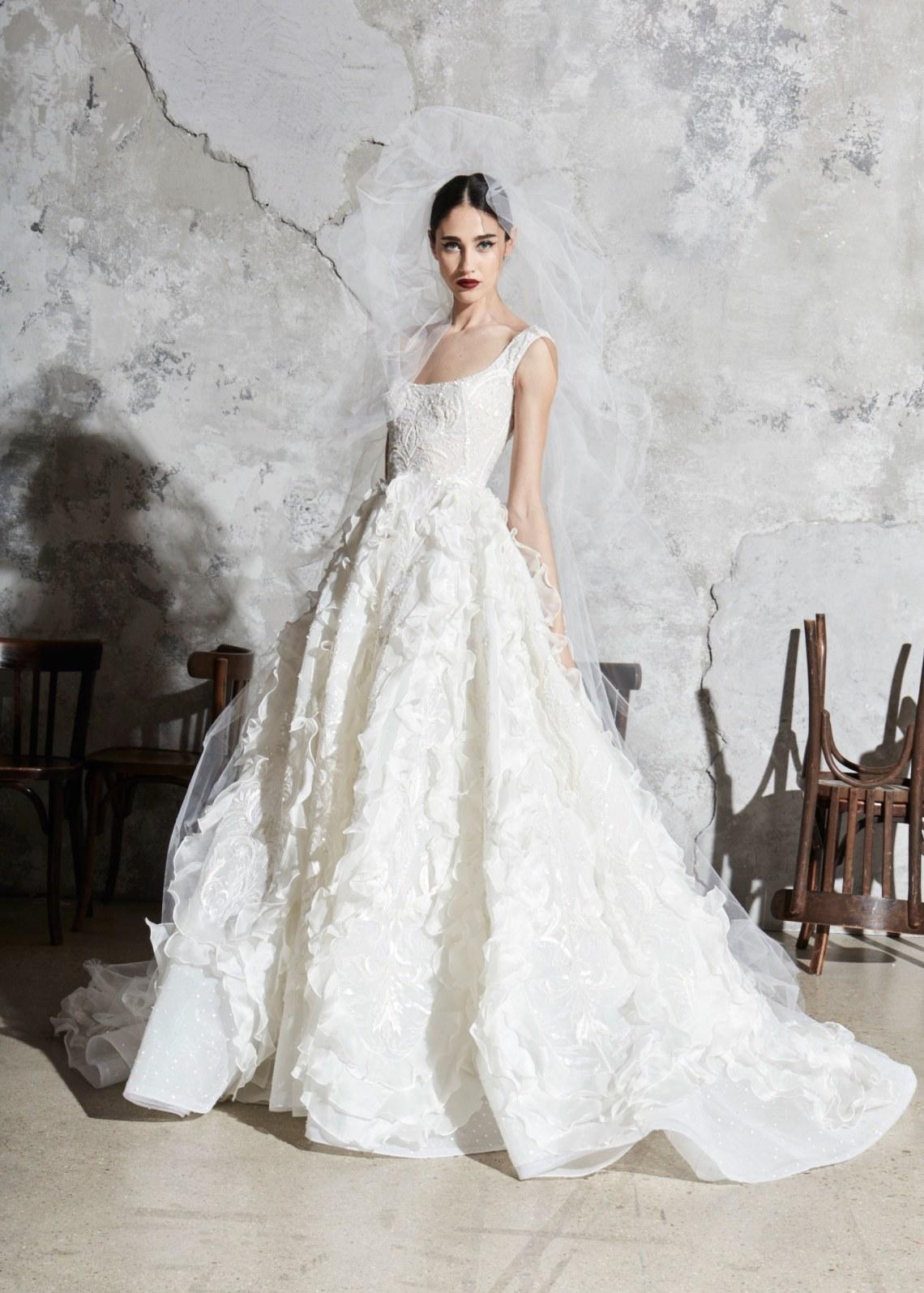 Vestidos de novia Zuhair Murad 2020