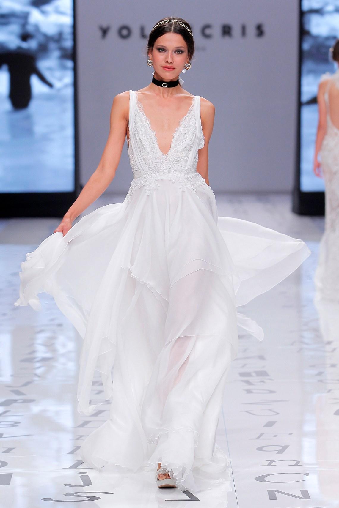 Vestidos de novia YolanCris 2020