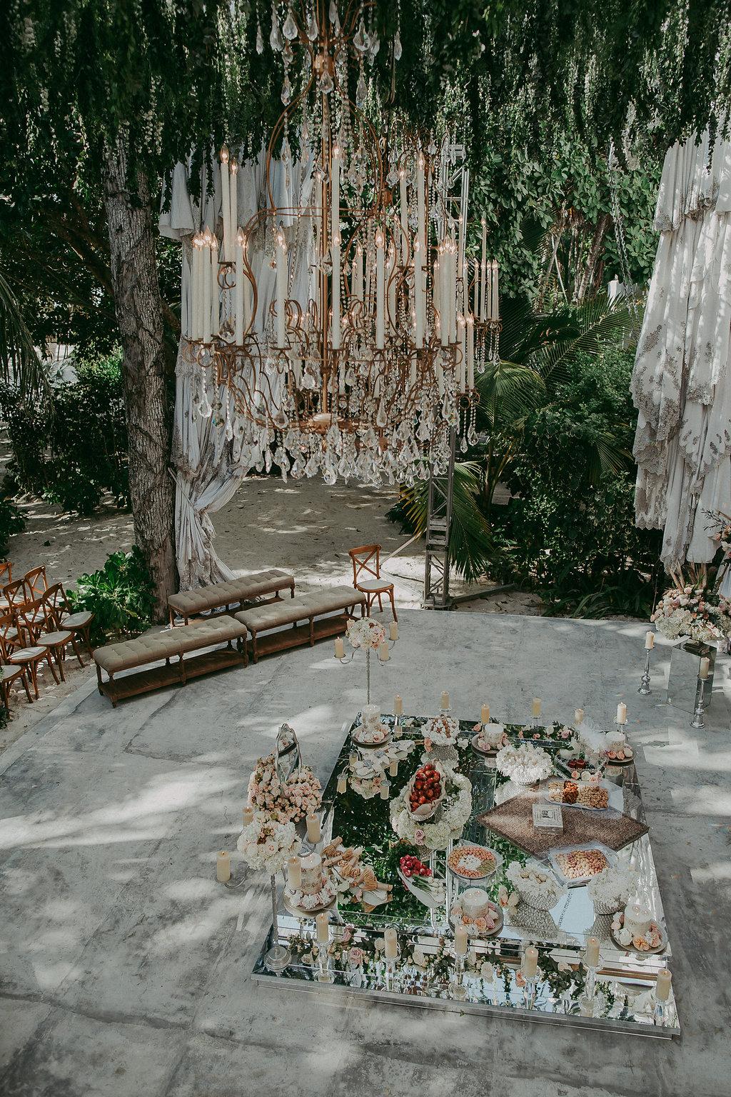 Boda en Casa Malca, Tulum