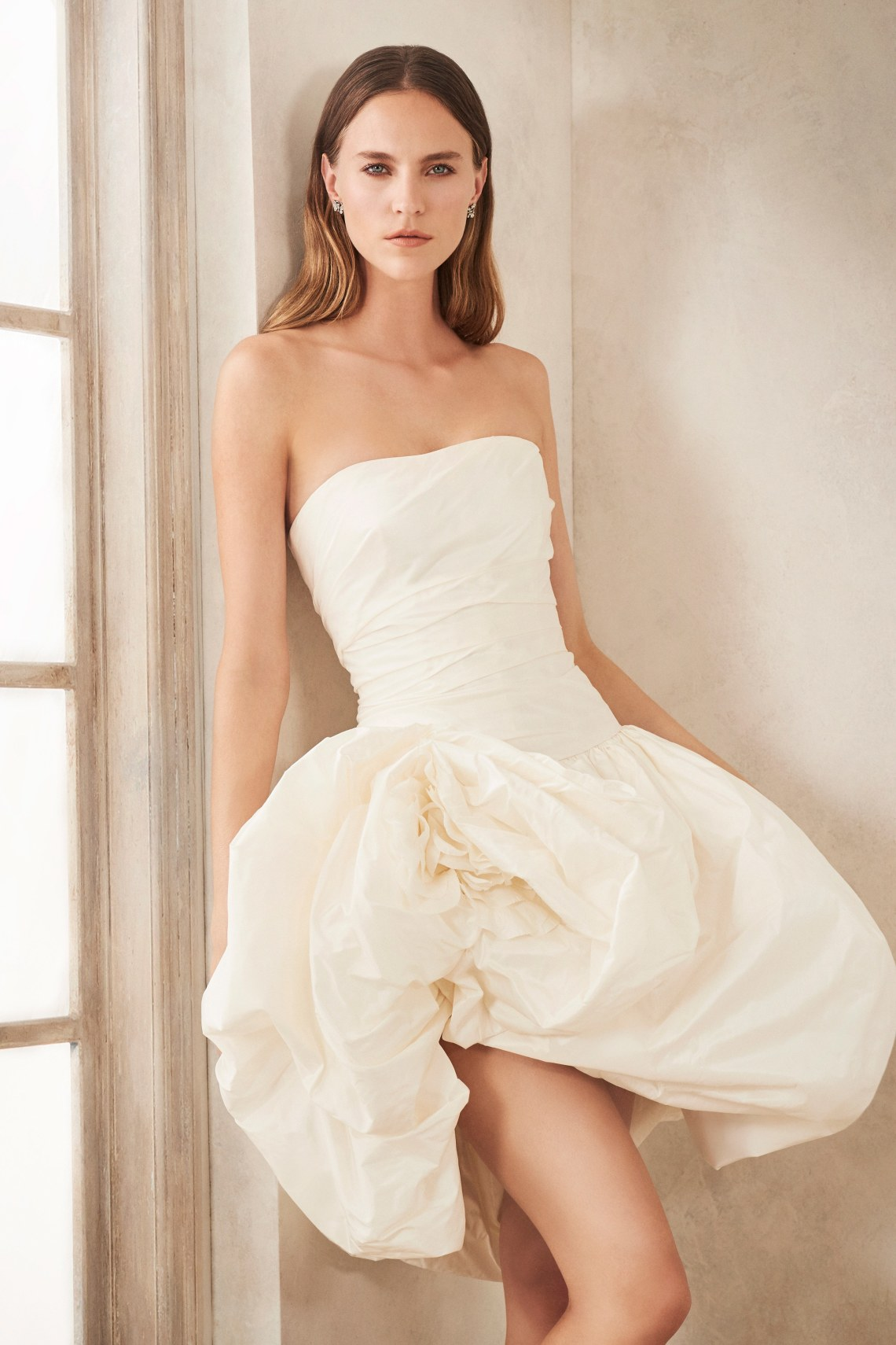 Vestidos de novia Oscar de la Renta otoño 2020