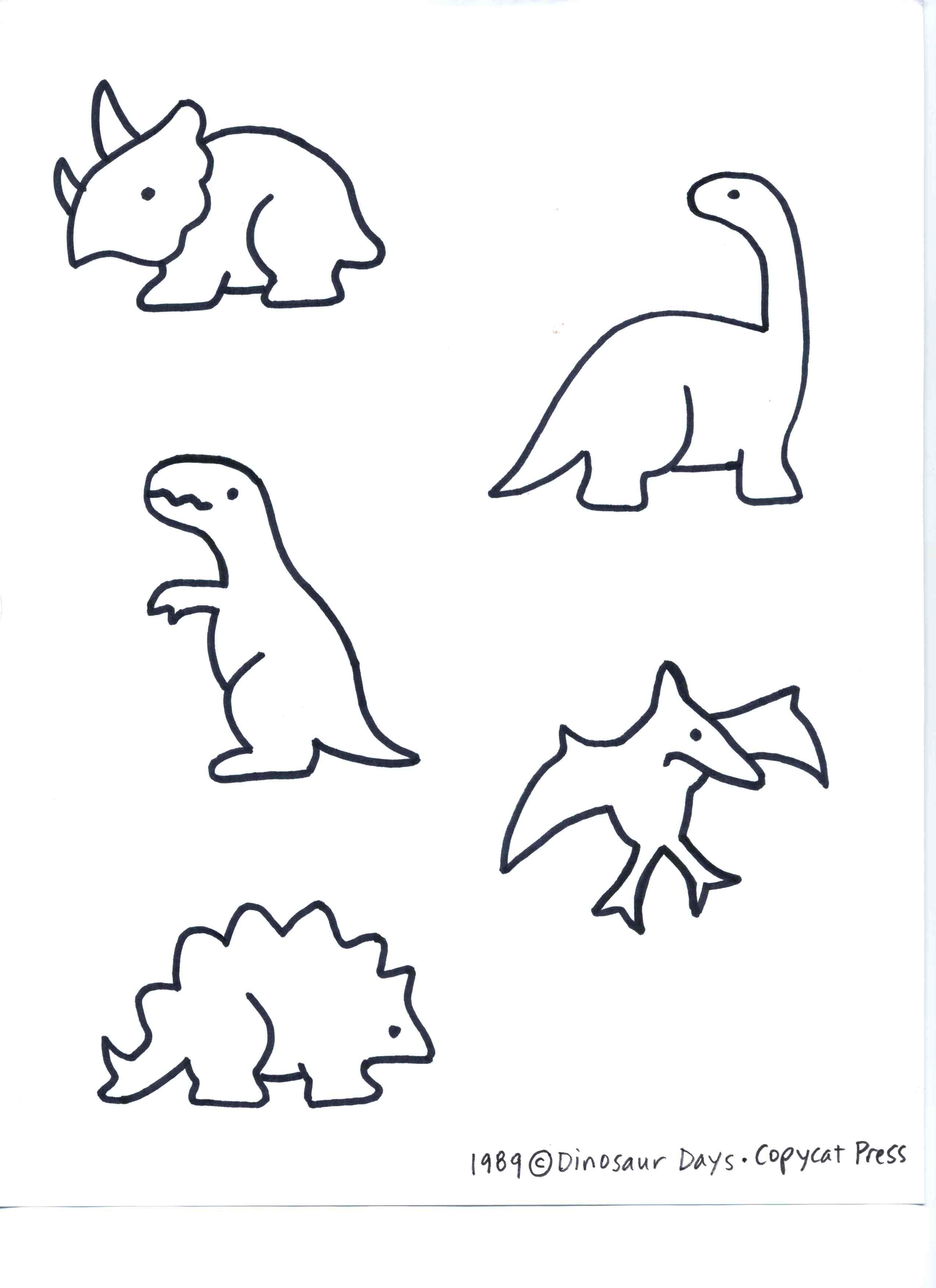 Dinosaur And Volcano Day Preschool Camp