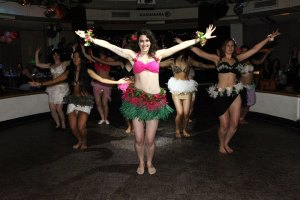 Tahitian Polynesian Belly Dance Fusion