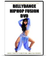 Belly Dance Hip Hop Fusion DVD