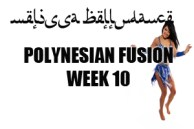 POLYNESIAN BELLY DANCE FUSION WK10 APR-JULY2017