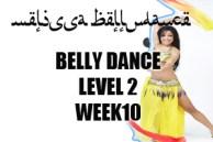 BELLY DANCE LEVEL2 WK10 APR-JULY 2020