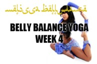 BELLY BALANCE YOGA WK4 SEPT-DEC2014