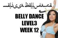 BELLY DANCE LEVEL 3 WK12 JAN-APR 2018