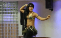 BELLY DANCE TWISTS VARIATIONS