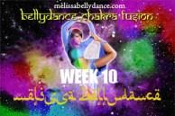 BELLY DANCE CHAKRA FUSION WK10 SEPT-DEC 2019